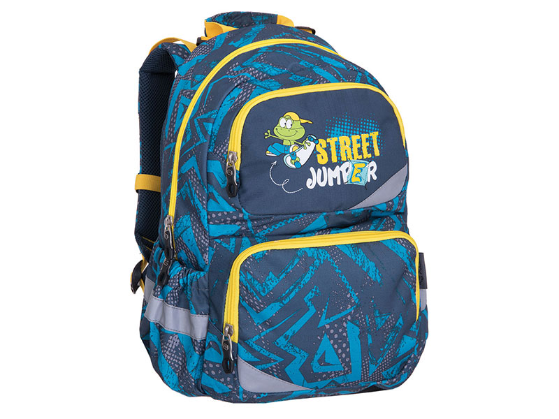 RUKSAK PULSE ANATOMIC STREET JUMPER