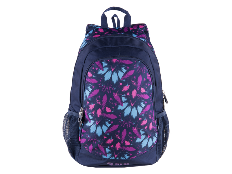 RUKSAK PULSE COTS BLUE FLOWER