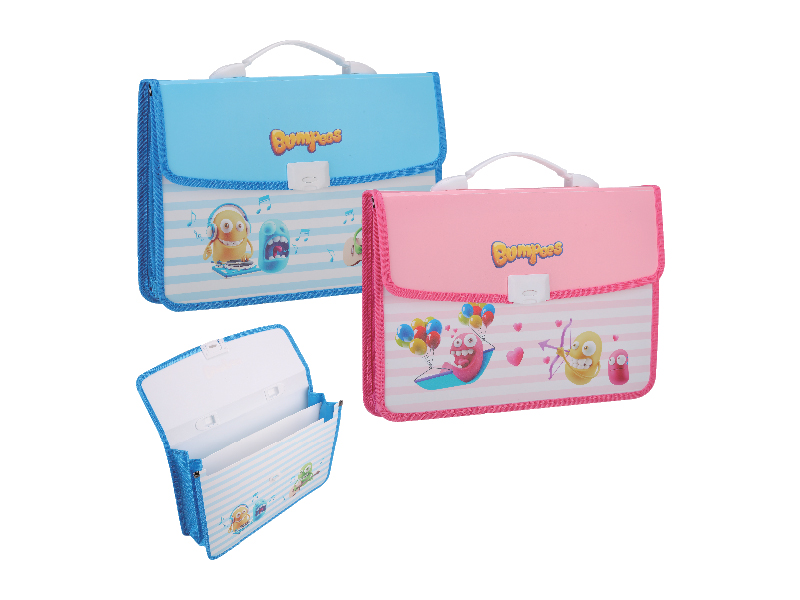 FOLDER A4 DELI SA 2 PREGRADE BUMPEES
