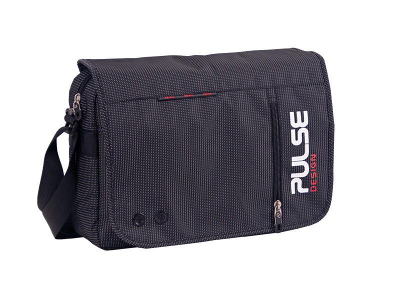 TORBA NA RAME PULSE SCATE BLACK DOT