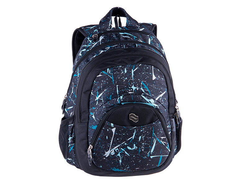 RUKSAK PULSE 2u1 TEENS BLUE SPARK
