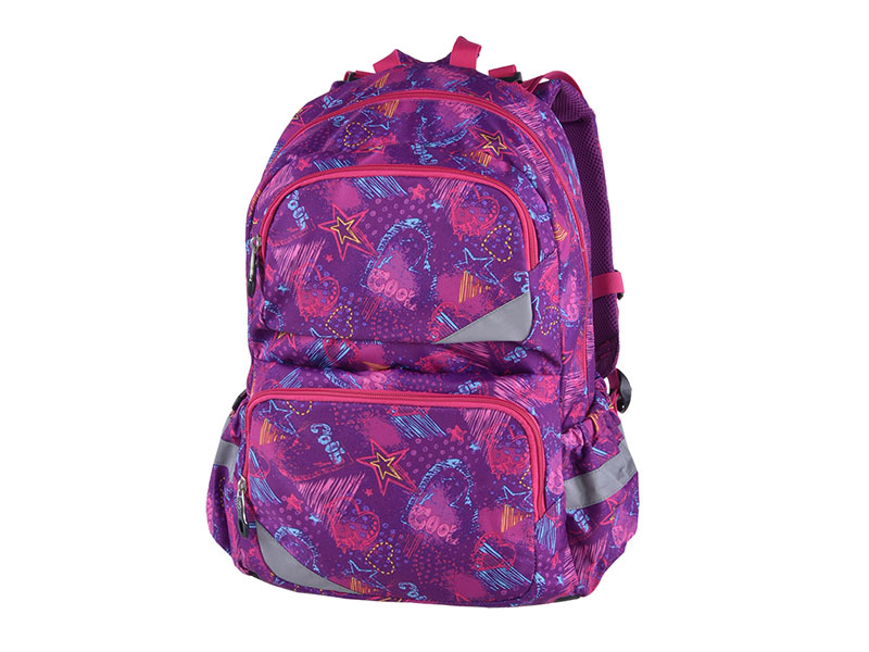 RUKSAK PULSE ANATOMIC PURPLE COOL