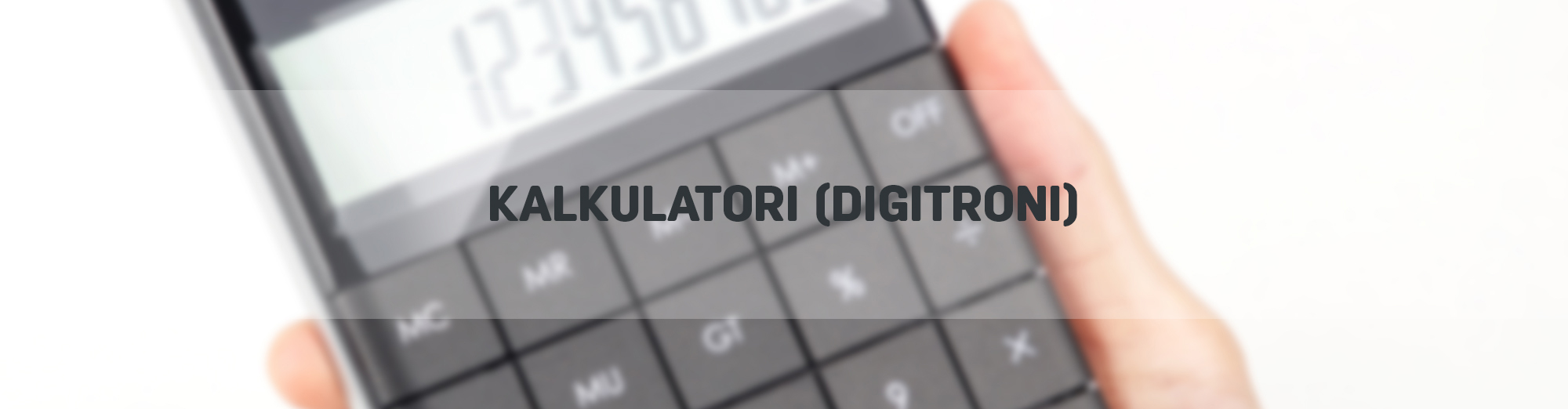 Kalkulatori (digitroni)