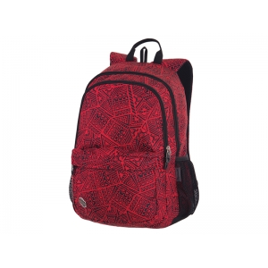 RUKSAK PULSE SPIN RED