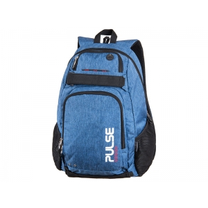 RUKSAK PULSE SCATE BLUE