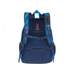 RUKSAK PULSE 2u1 TEENS BLUE PATH