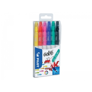 FLOMASTER PILOT FRIXION COLORS SET 6/1
