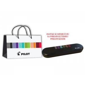 ROLER PILOT MR RETRO POP METALIC CRVENI