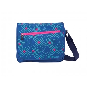 TORBA NA RAME PULSE COTS BLUE DOTS
